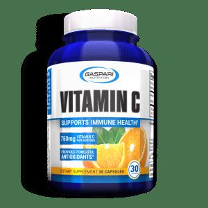 Vitamin C _Capsule_Version Gaspari Nutrition